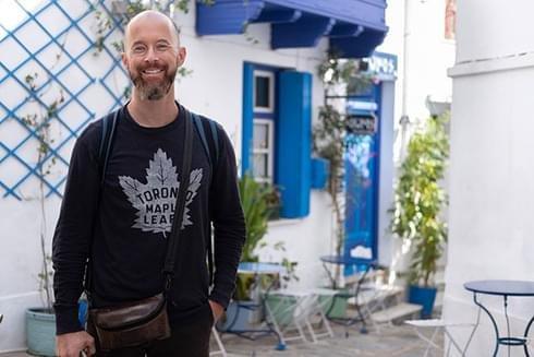 Mark Hemmings Bio Pic
